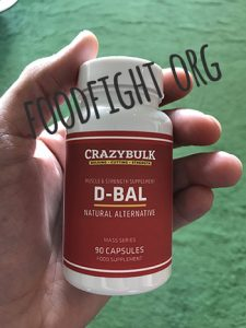 DBAL from the Crazy Bulk