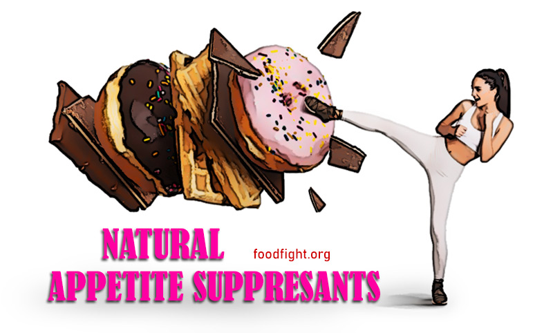 Natural Appetite Suppressant