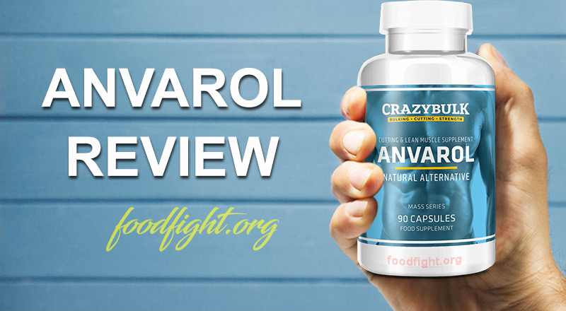 Anvarol Review - Legal Anavar Steroid Pills, Results & How
