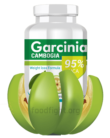 Garcinia Extract Bottle