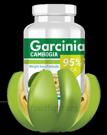 Garcinia Extract Bottle